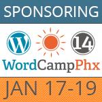 Sponsoring WordCamp Phoenix 2014